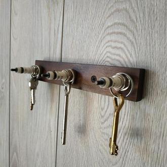 Ключница в стиле лофт, индастриал