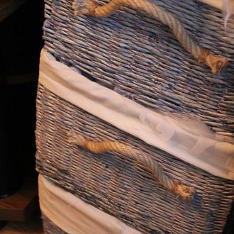 плетені корзини