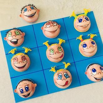 игра фомики-нолики (крестики-нолики)