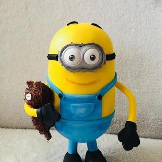 игрушка миньон Боб