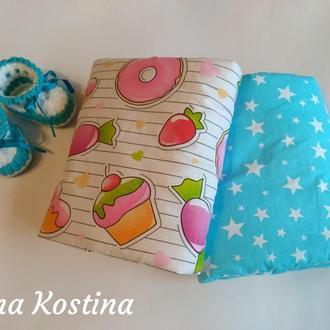 Подушка для кормления и укачивания малыша на руку ручная работа подарок Эко маме подушечка
