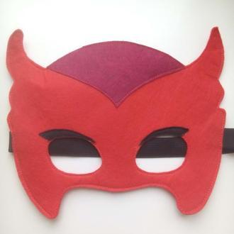 Маска из фетра Герои в масках