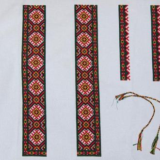 Заготовка до чоловічої сорочки (вже вишита) вишиванка вишивка вышиванка