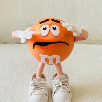 игрушка mm′s из фоамирана