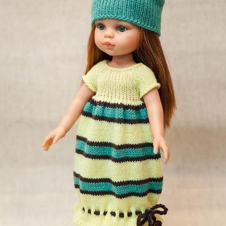 Платье на куклу Паола 32 см