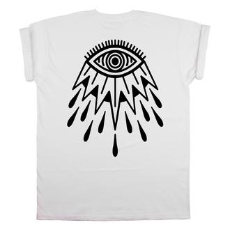 """Мужская футболка унисекс с авторским принтом """"Eye"""""""