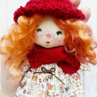 Ангелочек. Текстильная куколка