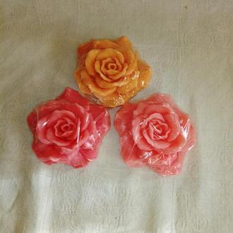 Мыло 《Роза》