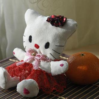 Кошка Хелло Китти