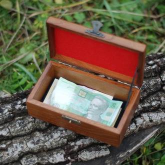 Шкатулки для хранения денег
