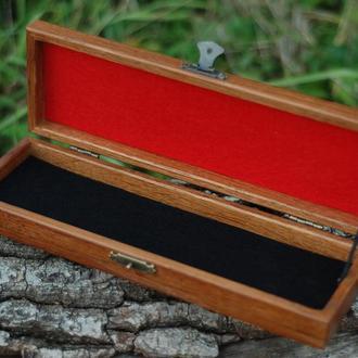 Коробка для ножа, охотничий нож