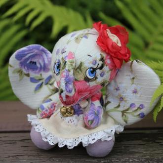 Текстильный слоник.