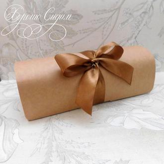 Подарочная коробочка «Крафт»