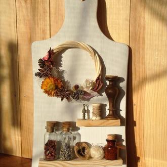 """Ключница (вешалка, полотенечница) в стиле прованс """"La Provence"""""""