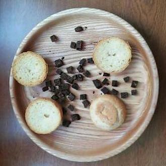 Деревянно Блюдо, Тарелка, ваза   для фруктов из ясеня