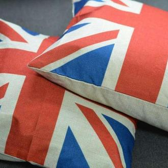 Подушка декоративная Union Jack