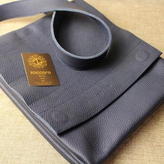 Мужская сумка через плечо. Натуральная кожа Gucci.