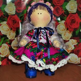 """Текстильная кукла""""Катрин"""""""