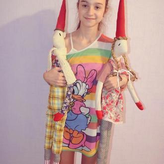 Куклы тильда (гномы)