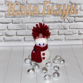 Снеговик Кузя