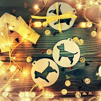 Елочная игрушка ′Символ Года′