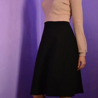 Лаконичная юбка