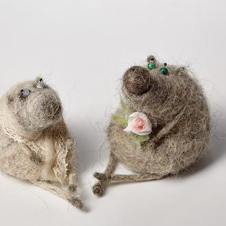Закохані мишки