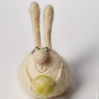 Заєць з капустою