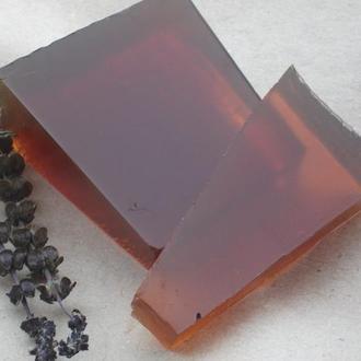 Натуральная прозрачная мыльная основа  1кг.