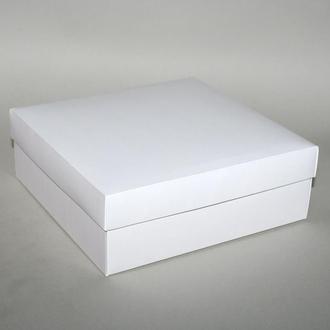 Коробка подарочная, 200х200х70 мм.