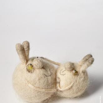 Закохані зайці