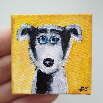Верный пес (миниатюра)
