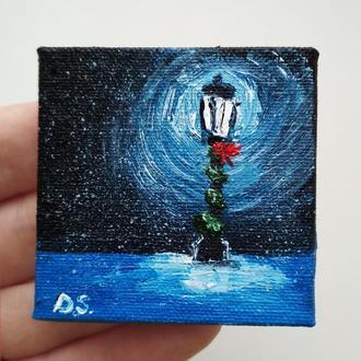 Свет Рождества (миниатюра)