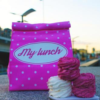 MyLunch Vintage collection розовый