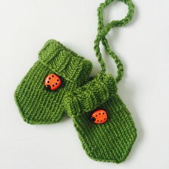 Варежки для малыша
