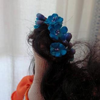 Текстильная кукла циганка Аза