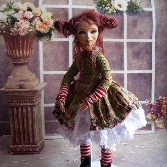 кукла ручной работы Гретта