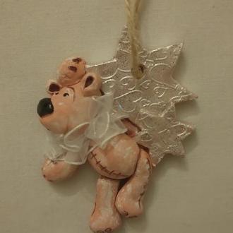 Мишка со сзвездами