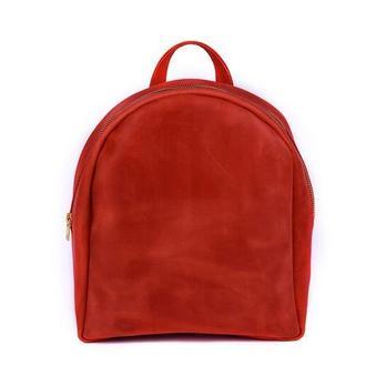 Рюкзак з натуральної шкіри