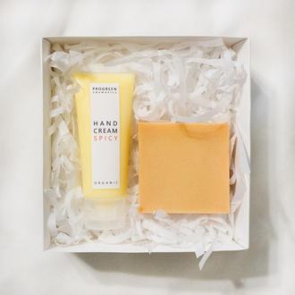 Подарочный набор (Крем для рук + Мыло)