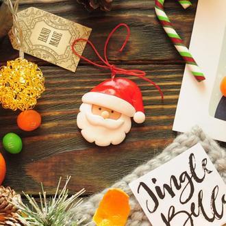 Игрушка-подвеска Дед Мороз
