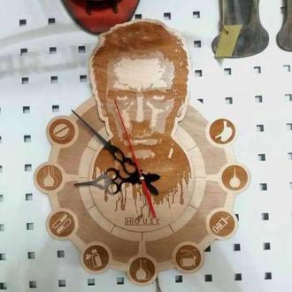 Дизайнерские часы Dr.House