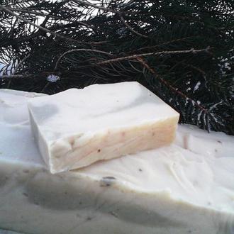 Мыло сосновая и еловая живица