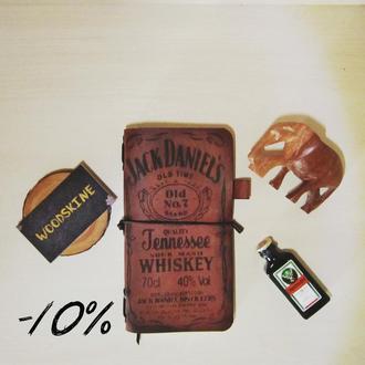 "Блокнот серии Классик ""Jack Daniels"""