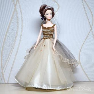 Наряд принцессы для Барби