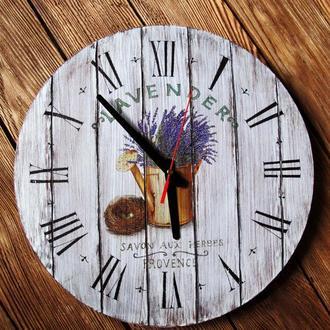 Часы Прованс Lavender