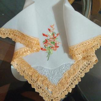 Носовые платочки