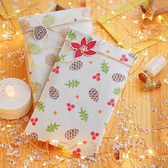 Пакеты для упаковки подарков