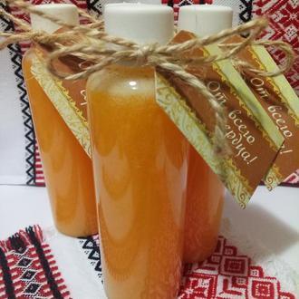 Гель для душа мед и масло ши
