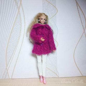 Пальто для Барби